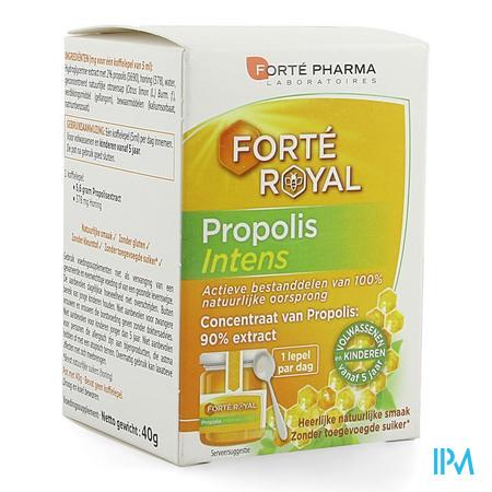 Forte Royal Propolis Intens 45 mg  -  Forte Pharma