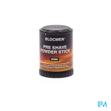 Bloc Men Pre Shave Stick Zwart 50g