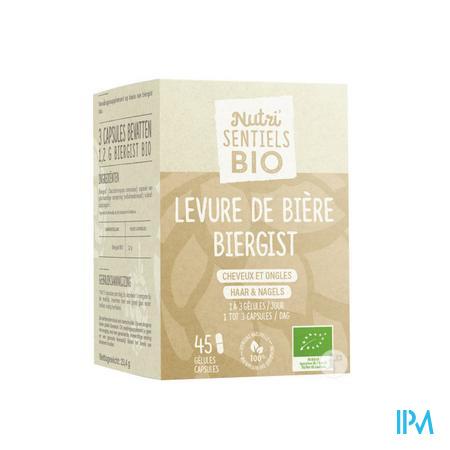 Nutrisentiels Levure Biere Bio Comp 45