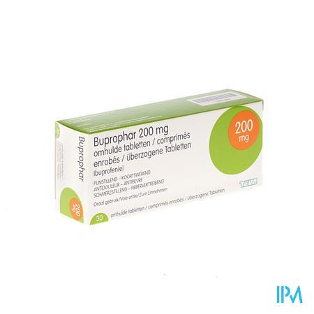 Buprophar 200mg 30 tabletten