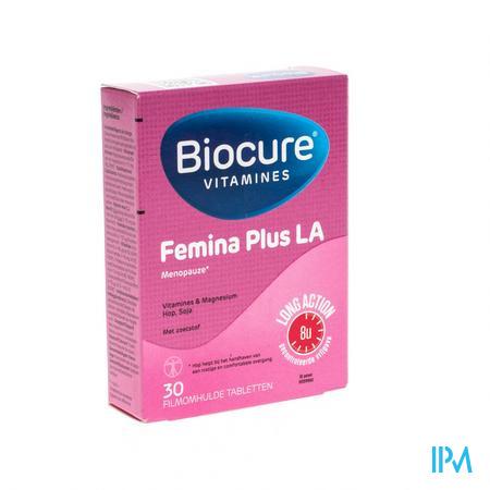 Biocure Femina Plus LA  30 Tabletten