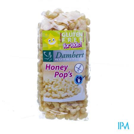 Damhert Honeypops Sans Gluten 100 g
