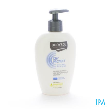 Farmawebshop - BODYSOL DRY HANDWASH NOURISHING 250ML