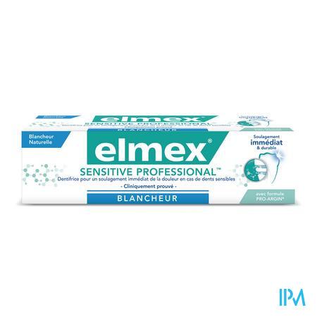 Elmex Sensitive Professional Blancheur 75 ml