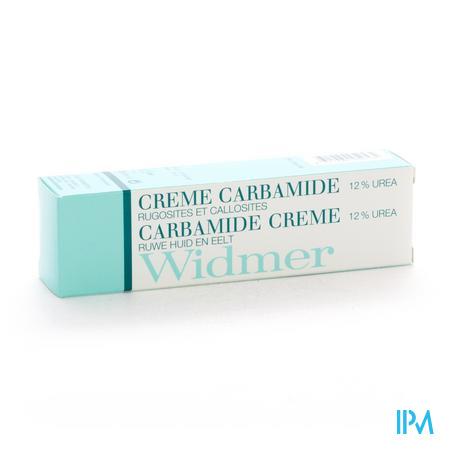 Farmawebshop - WIDMER CARBAMIDE CREME N/PARF 50ML