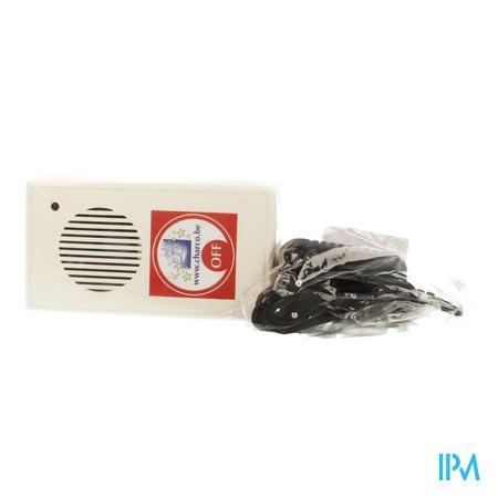 Charco Enuresis Alarm (wekker+zender+stroomadap.)