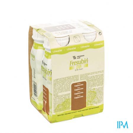 Fresubin Db Drink Cappuccino Easybot.4x200 ml