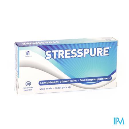 Stresspure 28 tabletten