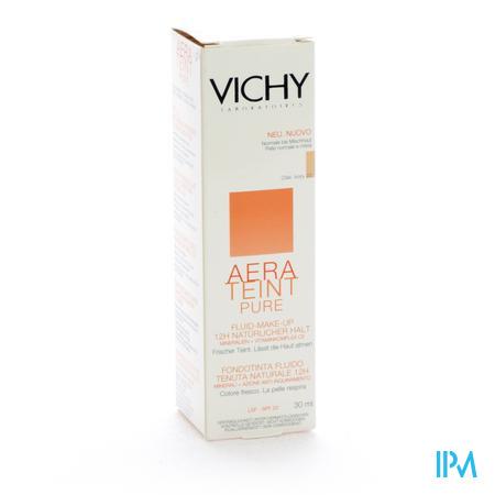 Vichy Aera Teint Pure Creme Satin 23 Clair 30ml