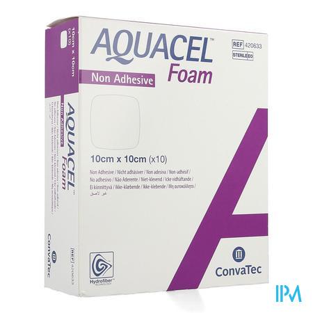 Aquacel Foam Non Adhesief 10x10cm 10