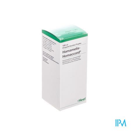 Heel Hamamelis Homaccord Druppels 100 ml