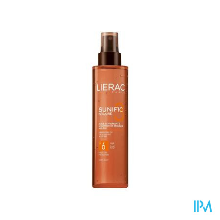 Lierac Sunific Lichaamsolie Sublimante Ip6 125 ml