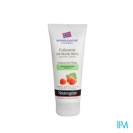 Neutrogena Nordic Berry Voetcreme 100ml