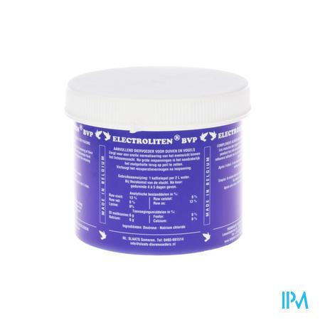 Electroliten Bvp Duiven Pdr 400g