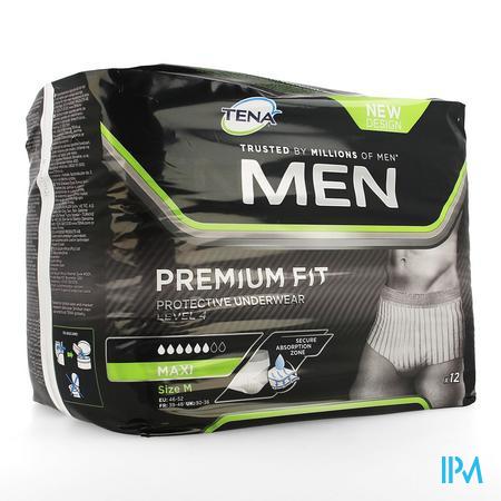 Tena Men Ppu L4 Medium 10 798308  -  Sca Hygiene Products/Incont Care