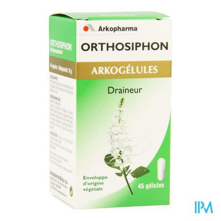 Arkogelules Orthosiphon Vegetal 45  -  Arkopharma