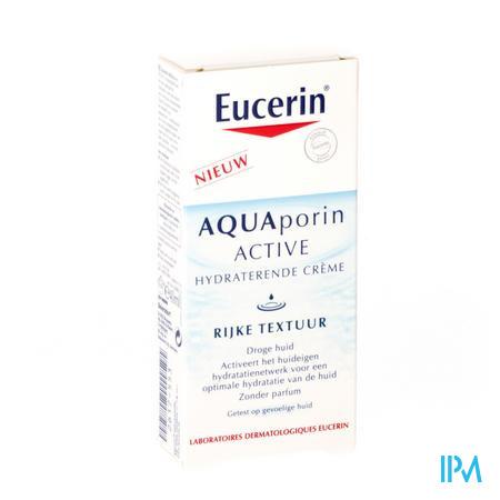 Eucerin Aquaporin Hydra Rijk 40 ml crème