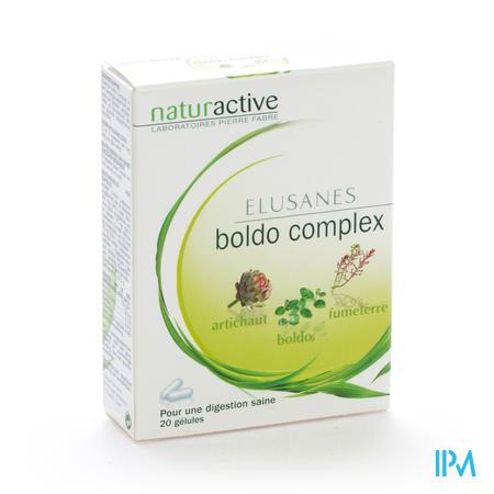 Elusanes Boldo Complex 20 capsules