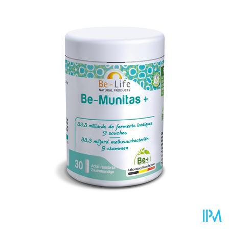 Be-Life Be-Munitas+ 30 capsules