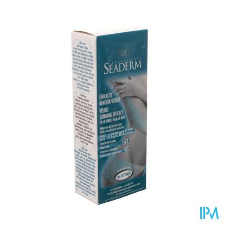 Seaderm Celluli Creme Intens.drainage Nacht 200ml