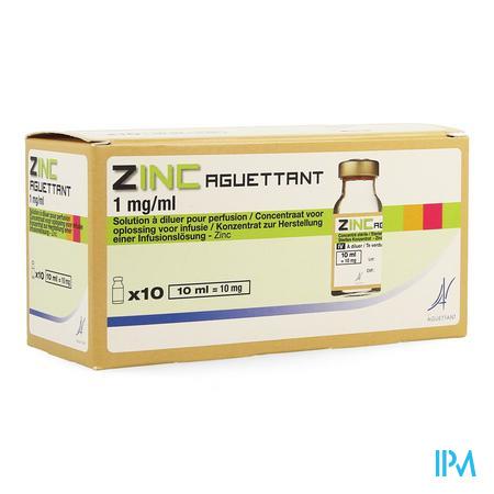 BX- ZINC AGUETTANT CONC OPL INF FL 59602