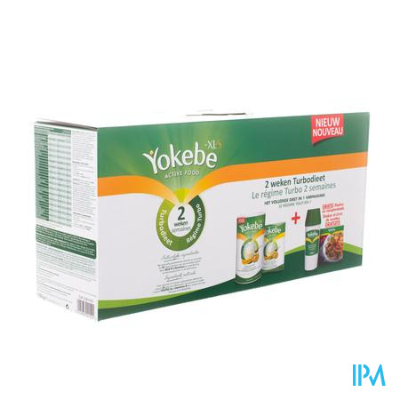 Yokebe XLS 2 Weken Turbo Pack
