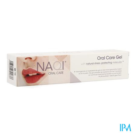 NAQI Oral Care Gel 100ml