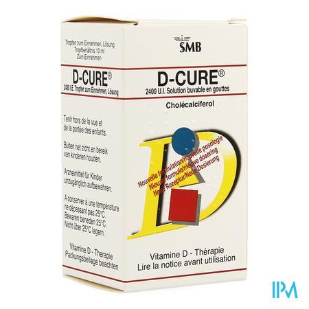 D Cure Solution 10 ml
