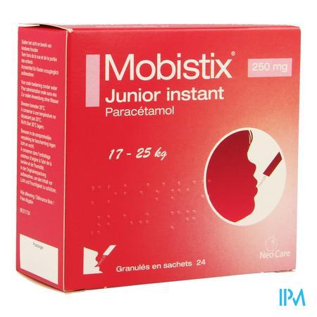 Mobistix Junior Instant 250mg Gran Zakje 24x250mg