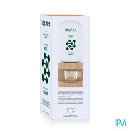 Incara Solution Foie Fl 250Ml  -  Incara Lab