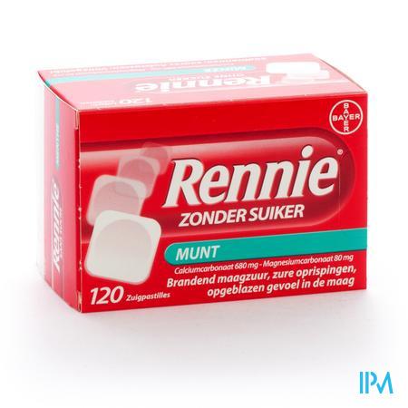 Rennie 120 tabletten