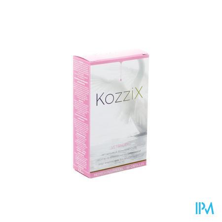 Afbeelding KozziX Vetbinder 60 Capsules.