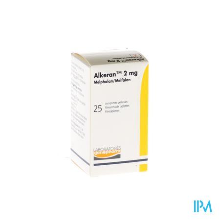 Alkeran Comp 25 X 2mg