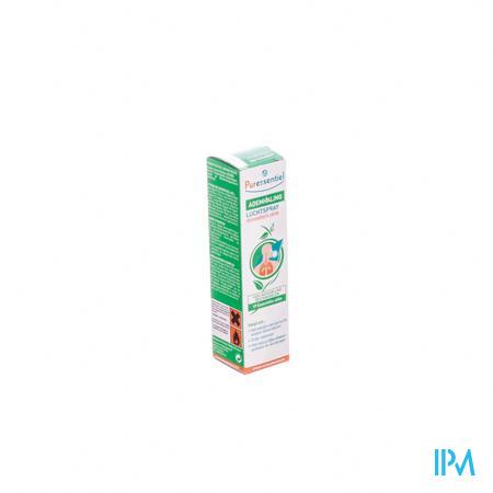 Puressentiel Ademhaling 19 Essentiële Olie 20 ml spray