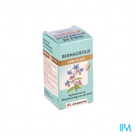 Arkocaps Bernagieolie 60