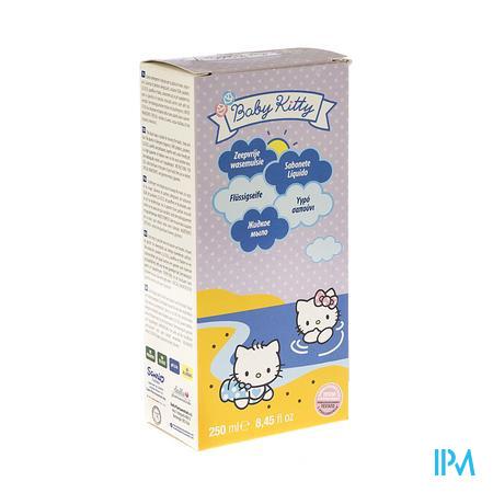 Hello Kitty Baby Vloeibare Zeep 250ml