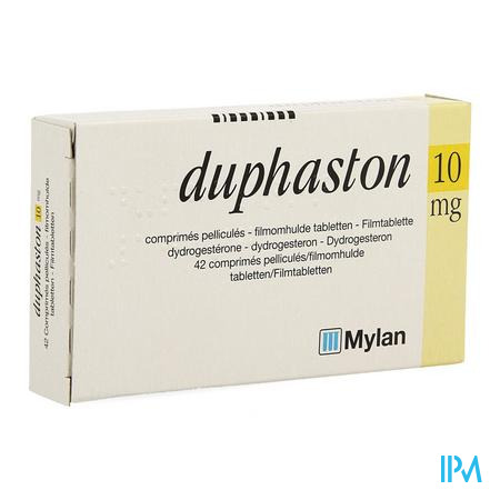 Duphaston Comp Sec 42 X 10mg