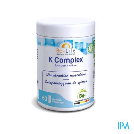 Be-Life K Complex Mineralen 60 capsules