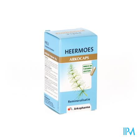 Arkocaps Heermoes Plantaardig 45