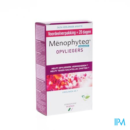 Menophytea Opvliegers 80 capsules
