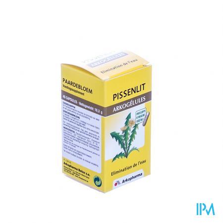 Arkogelules Pissenlit Vegetal 45 capsules