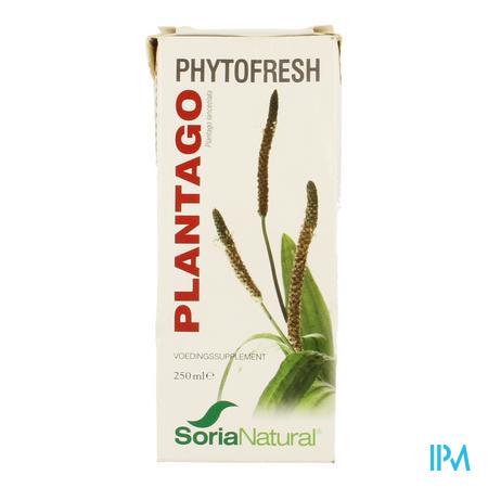 Soria Fytofresh Plantain - Plantago 250 ml