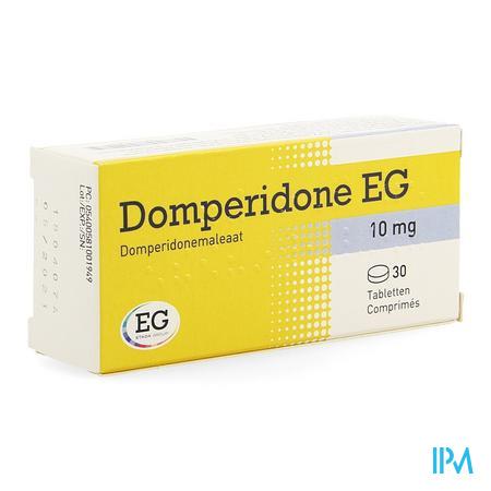 Domperidone Eg Tabl 30 X 10mg