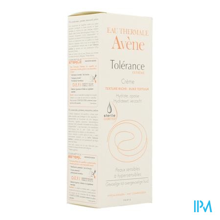 Avene Tolerance Extreme Crème verzachtend en anti-irriterend 50ml