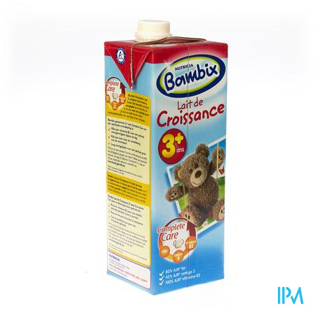 Bambix Lait Croissance +3 Ans 1 l