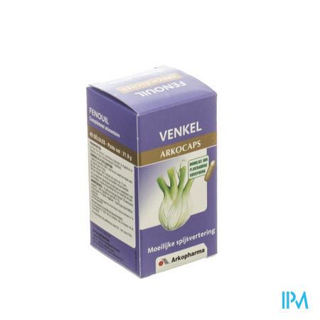 Arkocaps Venkel Plantaardig 45