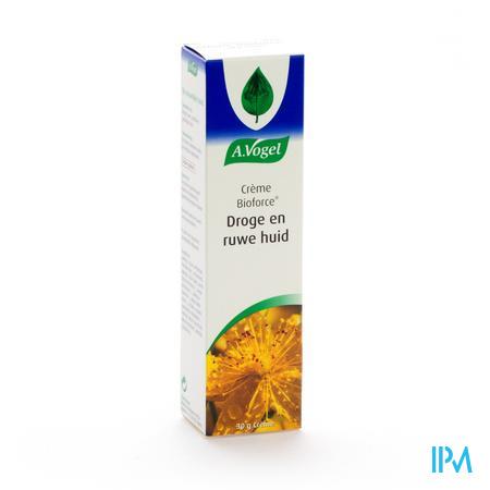 Afbeelding A. Vogel Bioforce Crème voor Droge en Ruwe Huid 30 ml.