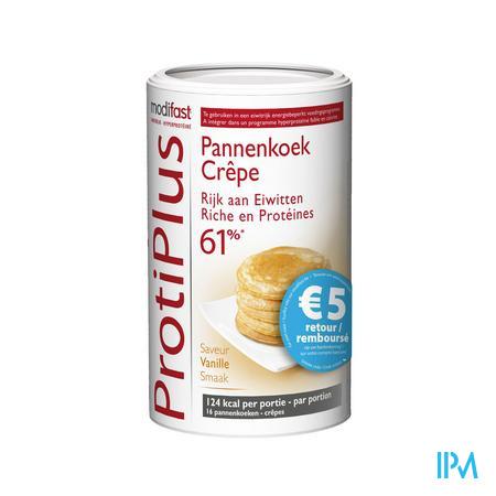 Modifast Protiplus Crêpe Vanille Promo 540 g