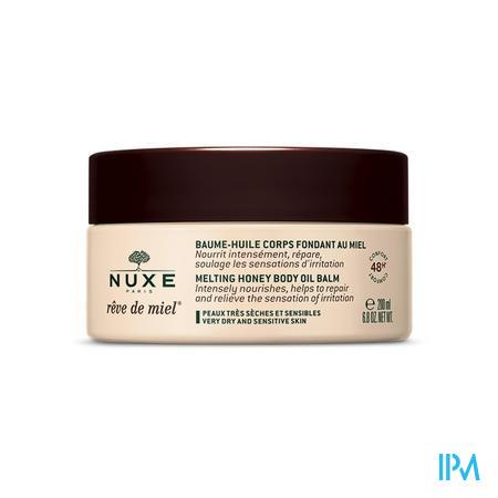 Nuxe Reve De Miel Melting Body Oil Balm 48u 200ml