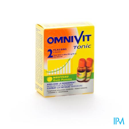 Omnivit Tonic Liquid 2 x 10 ml